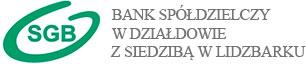 SGB | Bank Spółdzielczy w Działdowie z siedzibą w Lidzbarku